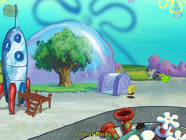 spongebob employee of the month pc download