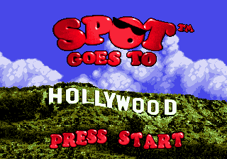 Spot Goes to Hollywood 0