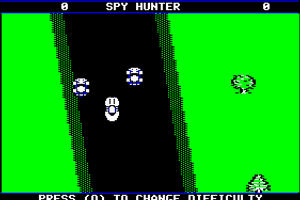 Spy Hunter abandonware