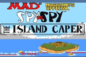 Spy vs. Spy: The Island Caper 0