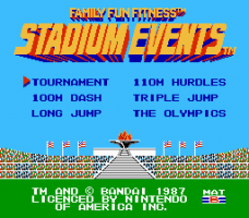 Stadium Events 8