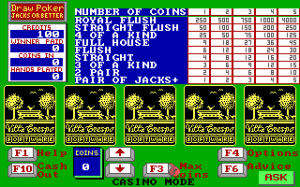 Stanford Wong Video Poker abandonware