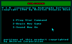 Star Command 1