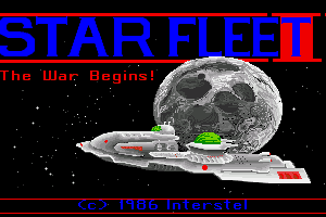 Star Fleet I: The War Begins! 0