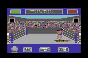 Star Rank Boxing II 11