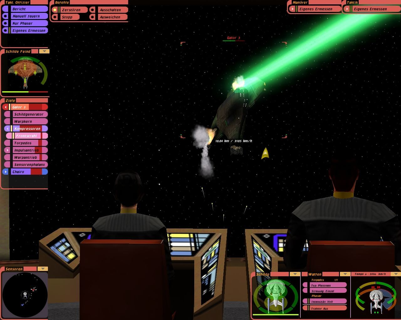 Download Star Trek Bridge Commander Full Game 81