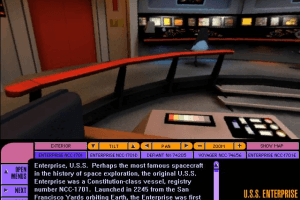 Star Trek: Captain's Chair abandonware