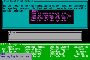 Star Trek: First Contact abandonware