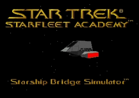 Star Trek: Starfleet Academy - Starship Bridge Simulator 0