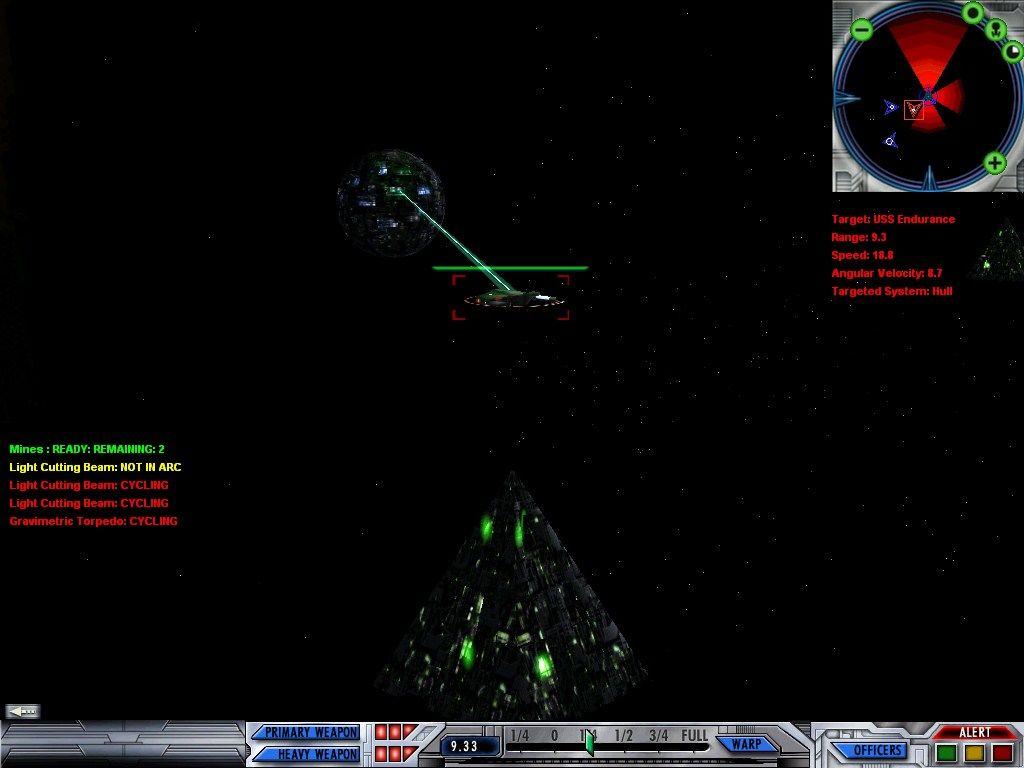 starfleet command 3 patch
