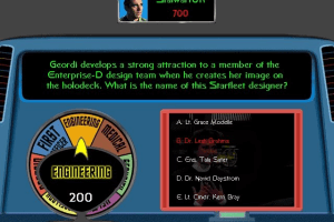 Star Trek: The Game Show abandonware