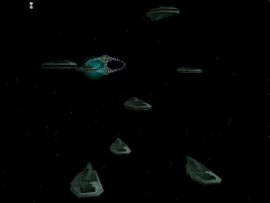 Star Trek: The Next Generation - Birth of the Federation 9