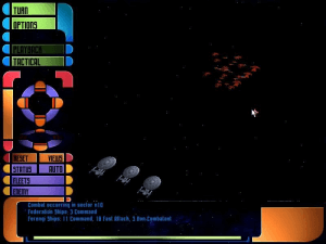 Star Trek: The Next Generation - Birth of the Federation abandonware