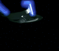 Star Trek: The Next Generation - Echoes from the Past abandonware