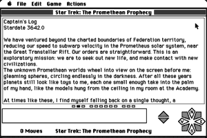Star Trek: The Promethean Prophecy 0