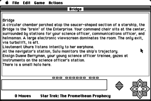 Star Trek: The Promethean Prophecy 1