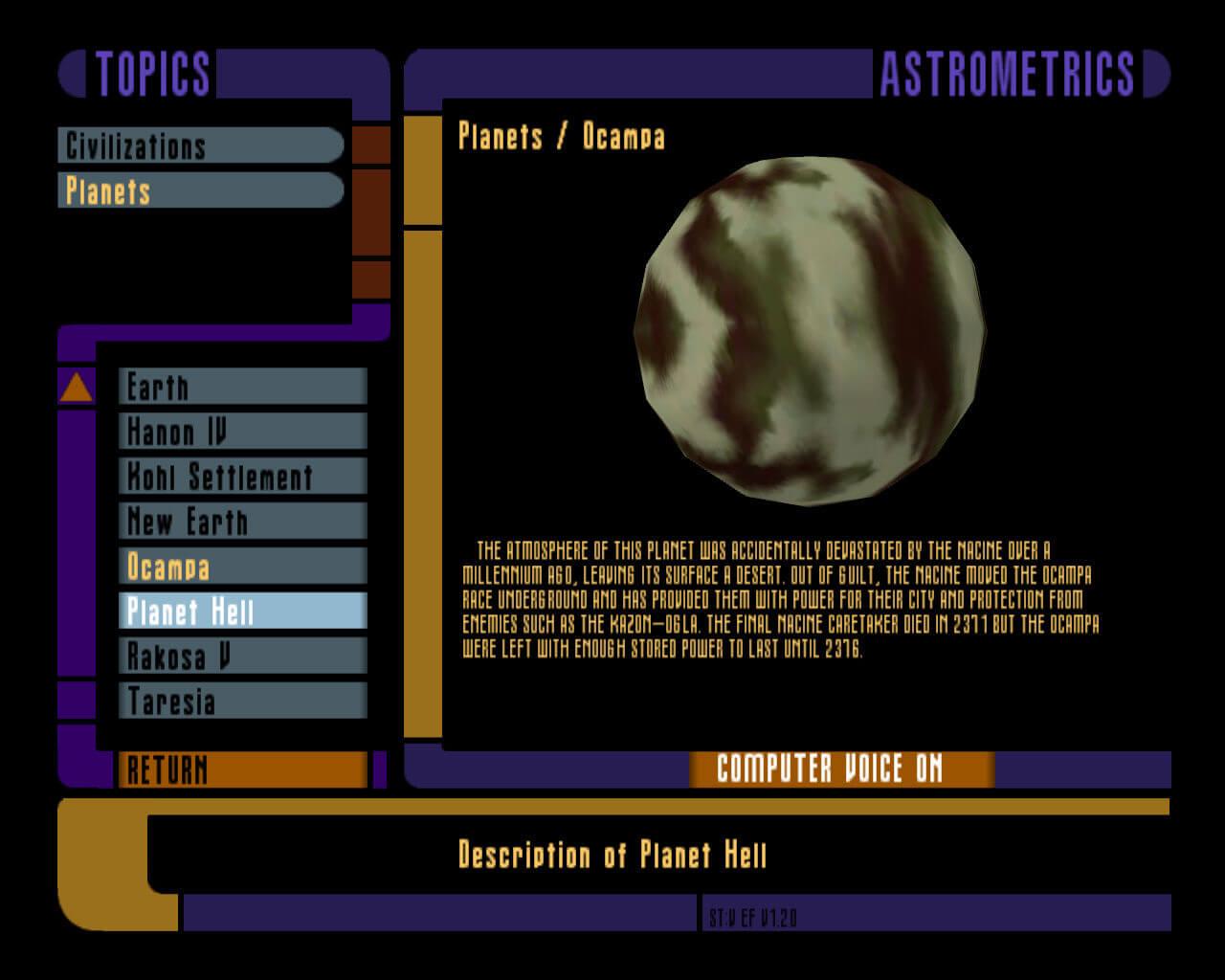 Download Star Trek: Voyager - Elite Force expansion pack (Windows