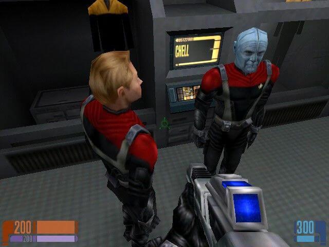 Download Star Trek: Voyager - Elite Force (Windows) - My Abandonware