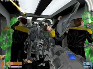 Star Trek: Voyager - Elite Force abandonware