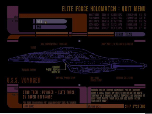 Star Trek: Voyager - Elite Force 32