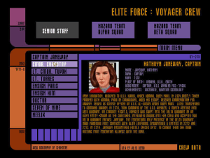 Star Trek: Voyager - Elite Force 6