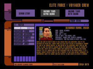 Star Trek: Voyager - Elite Force 7
