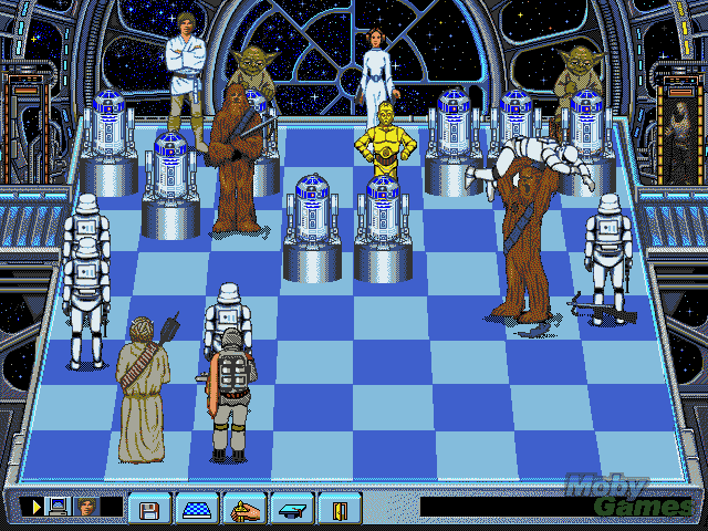 Download The Software Toolworks' Star Wars Chess - My