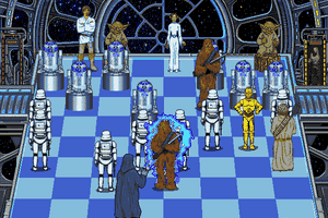 The Software Toolworks' Star Wars Chess 11