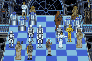 The Software Toolworks' Star Wars Chess 14