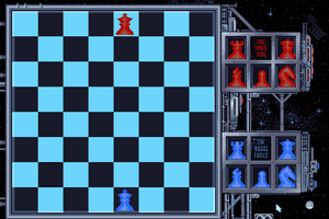 The Software Toolworks' Star Wars Chess 3