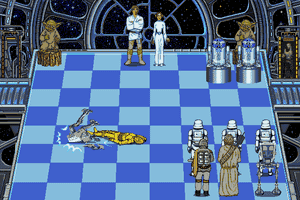 The Software Toolworks' Star Wars Chess 5