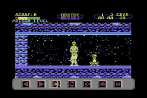 Star Wars: Droids abandonware