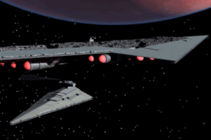 Star Wars: Rebel Assault II - The Hidden Empire abandonware