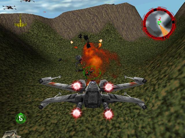 rogue squadron 3d download