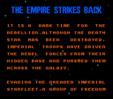 Star Wars: The Empire Strikes Back 1