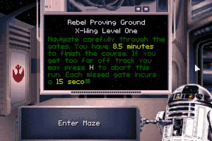 Star Wars: X-Wing abandonware