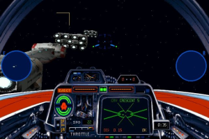 Star Wars: X-Wing (Collector's CD-ROM) abandonware