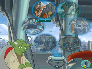 Star Wars: Yoda's Challenge - Activity Center 1