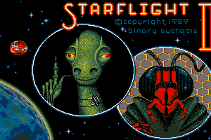 StarFlight 2: Trade Routes of The Cloud Nebula 0