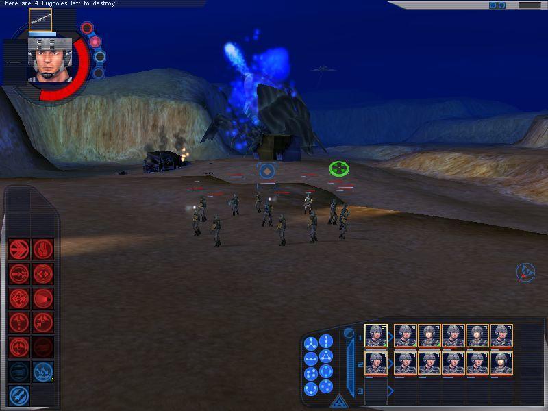 starship troopers terran ascendancy