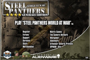 Steel Panthers: World at War abandonware