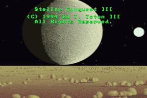 Stellar Conquest 3: Hostile Takeover 0