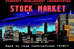 Stock Market: The Game 0