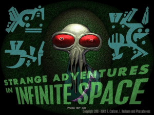Strange Adventures in Infinite Space 0