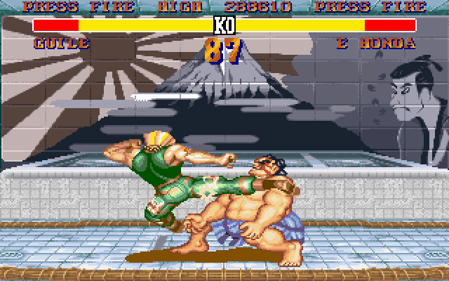 Street Fighter II: The World Warrior 11