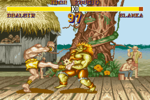 Street Fighter II: The World Warrior 12