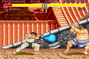 Street Fighter II: The World Warrior 16