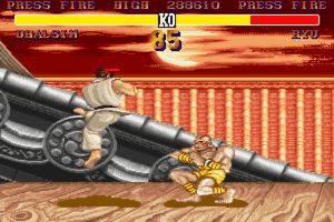 Street Fighter II 18