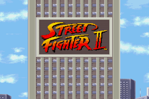 Street Fighter II: The World Warrior 1