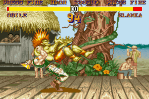 Street Fighter II 19